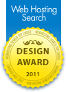 Top Pick Web Design Company for 2011 by Web Hosting Search